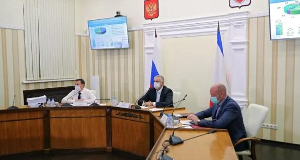 Глава Крыма настаивает на увеличении доходной части местных бюджетов