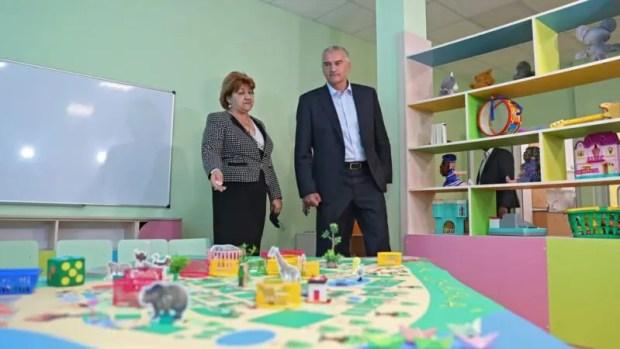 В Симферополе открыт новый детский сад на 100 мест