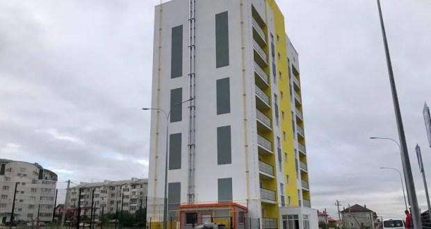 В Симферополе на завершающей стадии строительство дома для реабилитированных