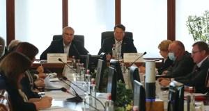 Глава Крыма Сергей Аксёнов провел заседание Наблюдательного совета КФУ им. Вернадского
