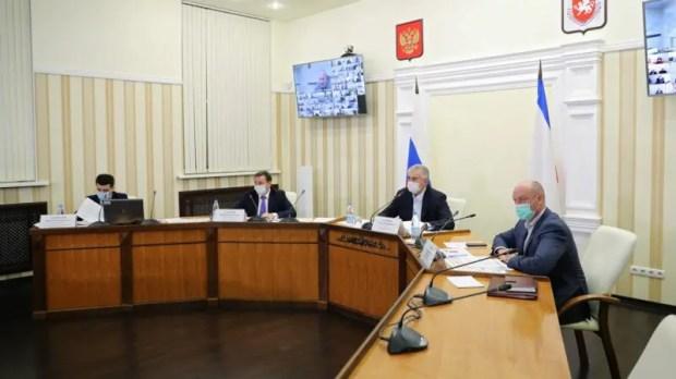Глава Крыма поручил составить список муниципалитетов, где не решена проблема с очередью в детсады