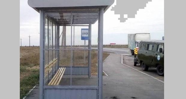 Полторы сотни новых остановочных павильонов установят в Крыму до конца года