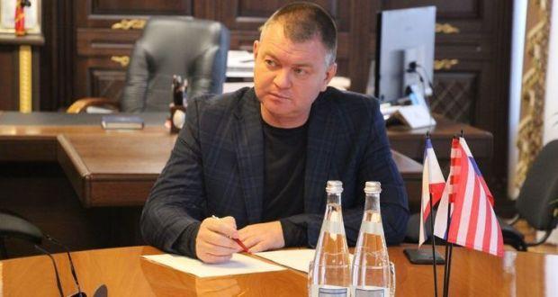 Экс-глава администрации Керчи стал заместителем министра транспорта Крыма