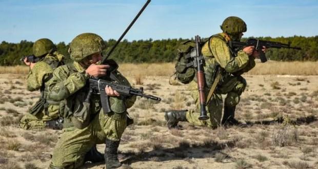 В Крыму, на полигоне Опук стартуют масштабные учения десантников