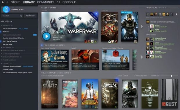 Платформа для игроков и разработчиков Steam. Виртуальные номера для регистрации - зачем?