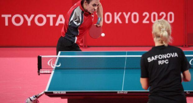 Еще одна награда токийской Паралимпиады в активе крымчанки Виктории Сафоновой