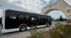 В Севастополе на маршруте общественного транспорта будет курсировать электробус