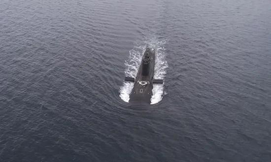 В Черном море искали и нашли субмарину «условного противника» -учения ЧФ