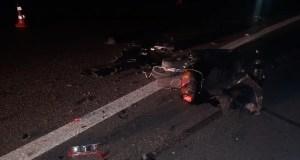 В ДТП на трассе «Таврида» погиб водитель мопеда
