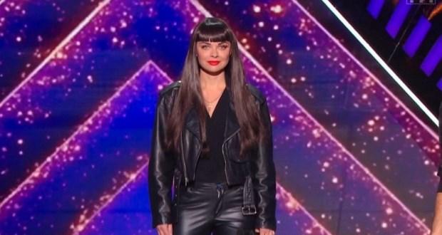 Крымчанка Ксения Симонова выступила в «Играх Талантов» на французском ТВ