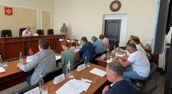 Состоялось первое заседание жюри V Севастопольского регионального конкурса «Профессиональный юрист»