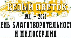 """Акция """"Белый цветок"""" в Феодосии - 25 сентября"""