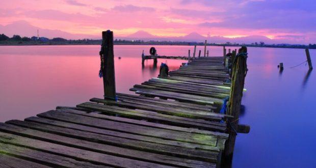 Кояшское озеро - в топ-10 самых красивых озер в России для осенних путешествий