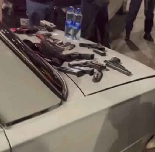 «Разборки» в стиле 90-х в Евпатории: ночная стрельба на АЗС и 58 задержанных
