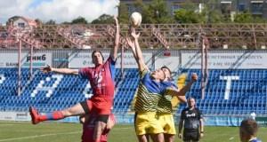 В Севастополе определились финалисты Кубка Вооруженных Сил по регби-7