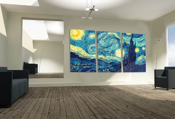 Современная интерьерная живопись: основные моменты