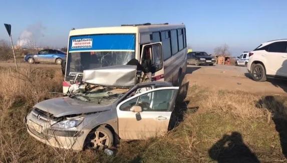 В Крыму будут судить водителя мусоровоза – виновника смертельного ДТП под Саками