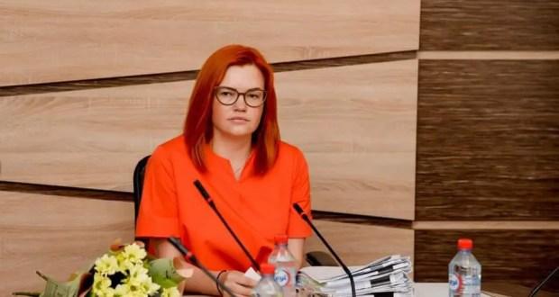 СМИ: председатель горсовета Евпатории Олеся Харитоненко подозревается в злоупотреблении полномочиями