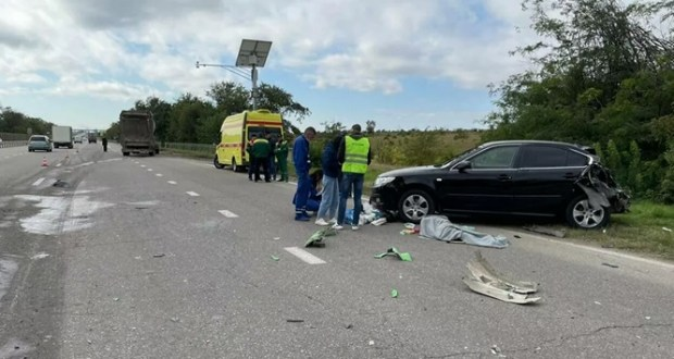 ДТП под Симферополем: погибла пожилая женщина-пешеход