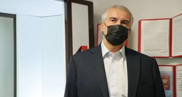 Аксёнов – о кадровых перестановках в крымских органах власти