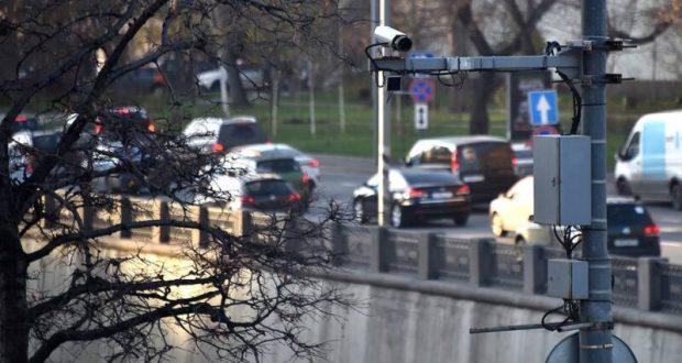 В Крыму хотят, по примеру Москвы, начать установку камер, измеряющих шум транспорта