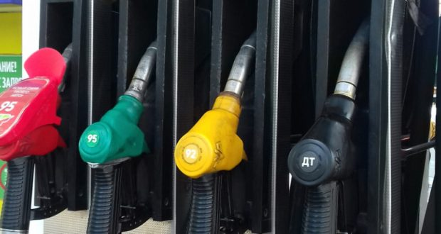 Крымстат зафиксировал рост цен на бензин и дизтопливо в Симферополе