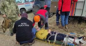 Женщина повредила ногу на прогулке в Карадагском природном заповеднике