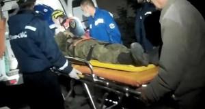 Ночное происшествие в Симферополе: падение с высоты 4 метров