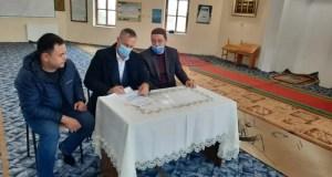 Центральная мечеть пгт. Советский (Ички) перешла в собственность Муфтията Крыма