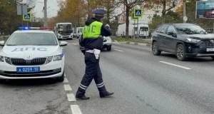 Автоинспекторы Севастополя подвели итоги профилактического мероприятия «Пешеходный переход»