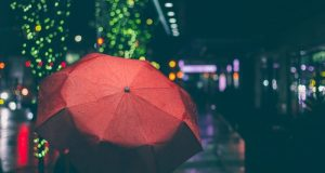 Погода в Крыму - тепло, сухо, но... дожди обещают