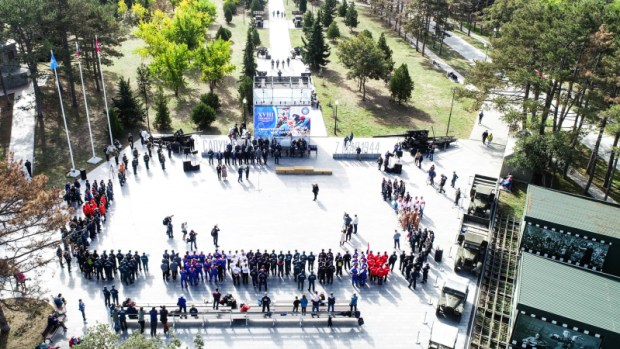 В Севастополе подвели итоги XVIII Чемпионата по служебно-прикладному виду спорта «Многоборье спасателей МЧС России