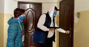 Тук-тук, откройте дверь! В Севастополе по домам пошли переписчики