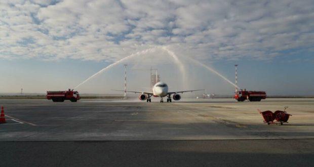 """Аэропорт """"Симферополь"""" обслужил 6 миллионов пассажиров. Впервые..."""