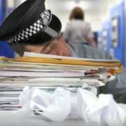 More British Police Officers Die At Their Desks From Bad Health Than From Violent Crime On The Streets