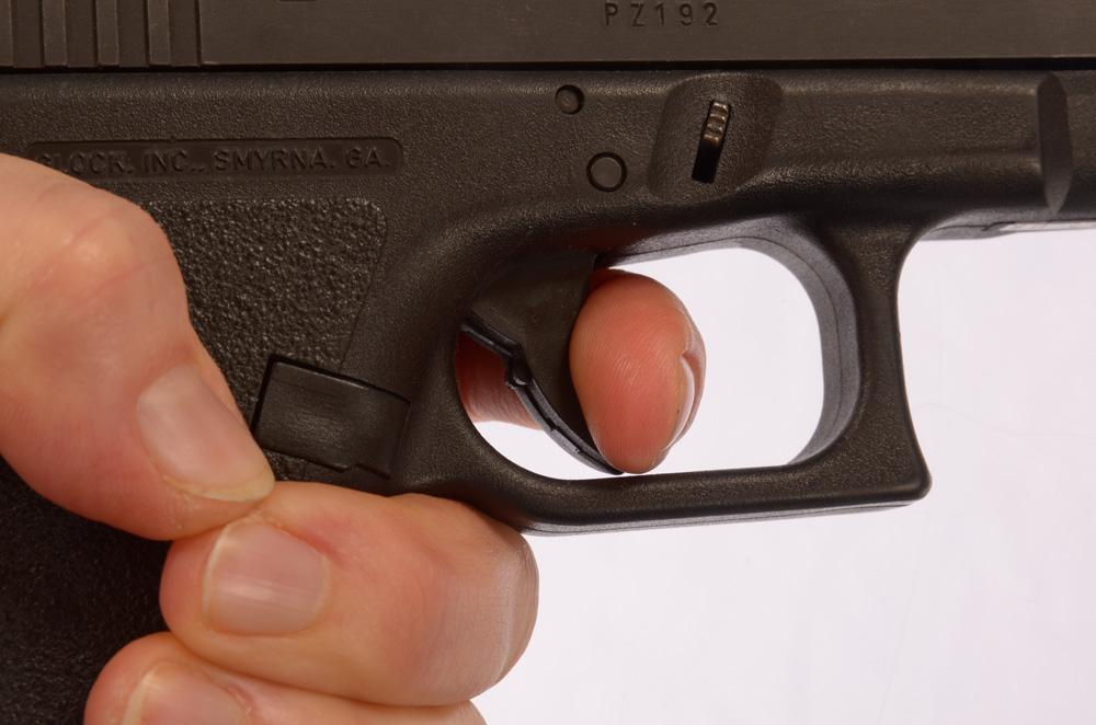 do glocks have safeties