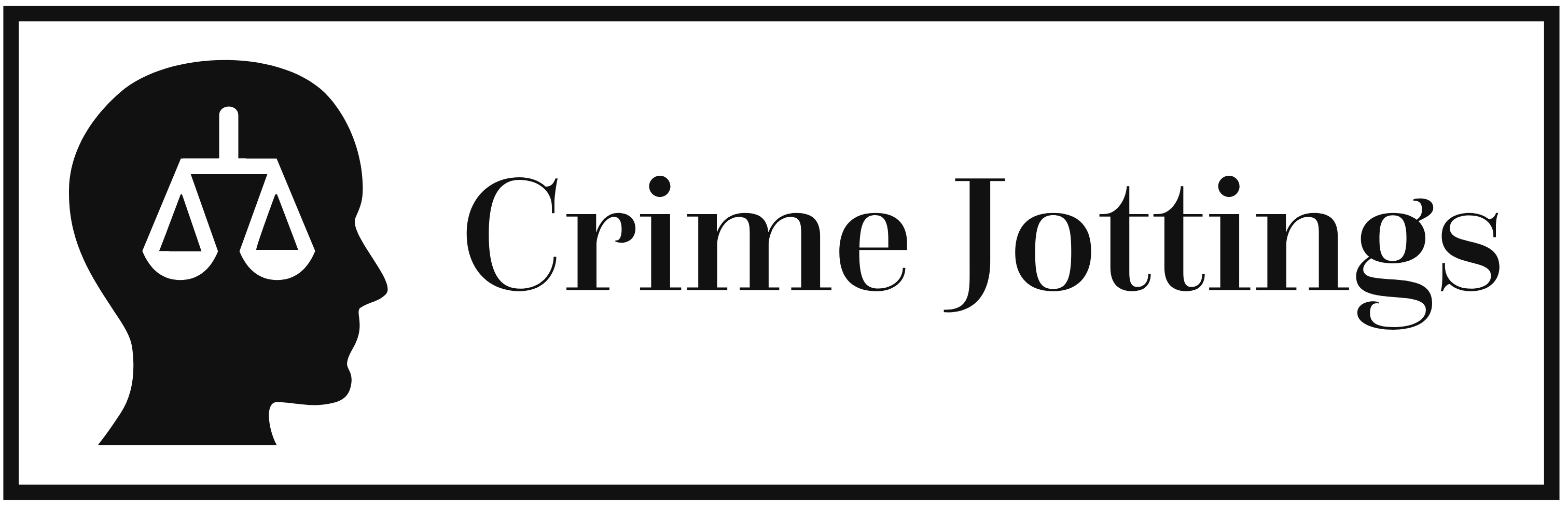 Crime Jottings