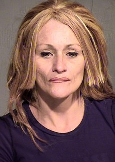 Mugshot of Misty Lee Wilke