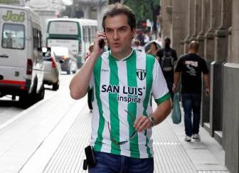 Ahumada también gerenció el club Talleres de Córdoba.