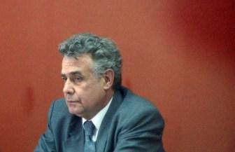 Hooft estaba suspendido en sus funciones.