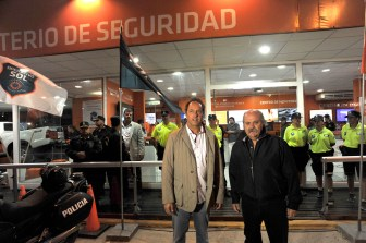 Scioli y Granados lanzaron de urgencia el plan de emergencia.