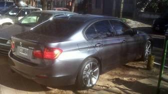 El BMW que le robaron a Fernández tiene un año.