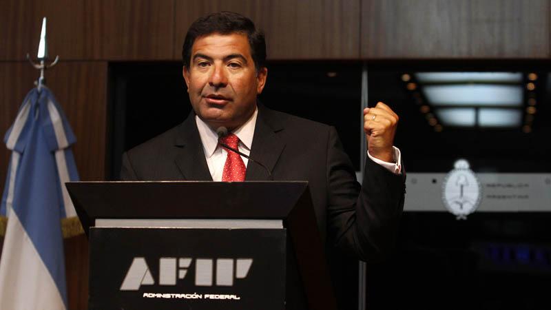 El ex titular de la AFIP tuvo su primer procesamiento.