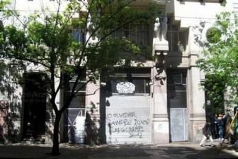 El bolichue donde fue abusada la joven.