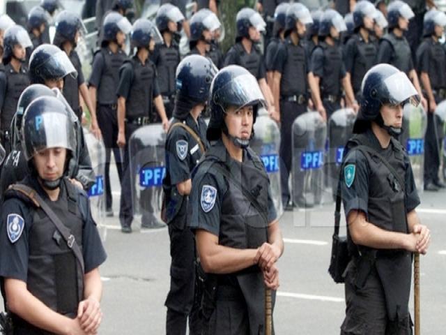 Un cambio histórico en la Policía Federal.