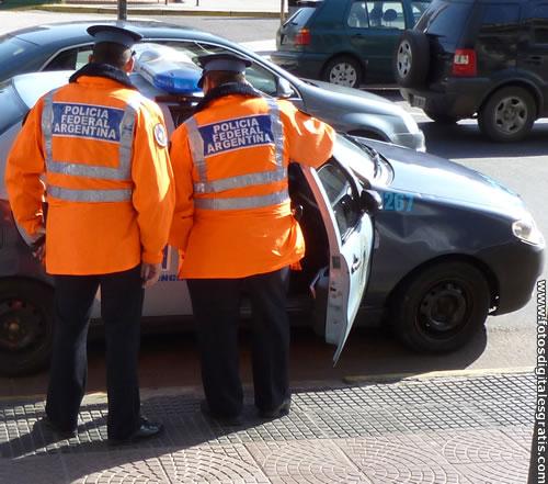 Los dos jefes prestaban servicios en la comisaría 7a.