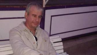 Sergio Hurtado el periodista atacado.