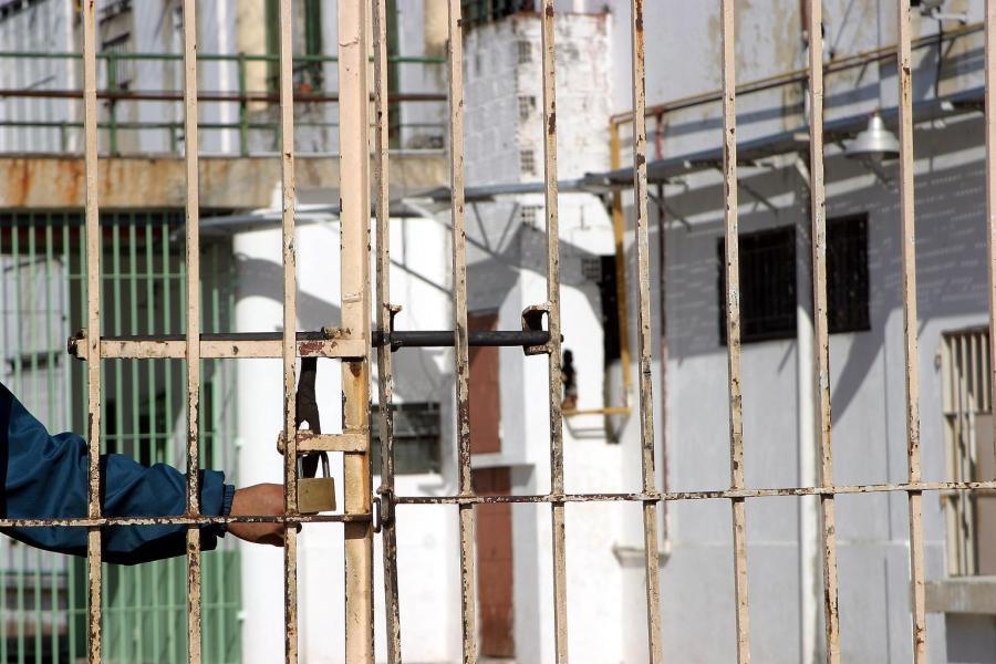 En las cárceles hay casi 70 mil detenidos.