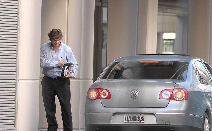 Boudou estaba acusado de vender un auto con datos falsos.