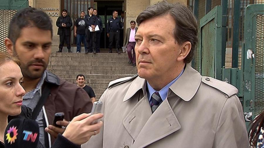 Milani ya fue  procesado por Rafecas por enriquecimiento.
